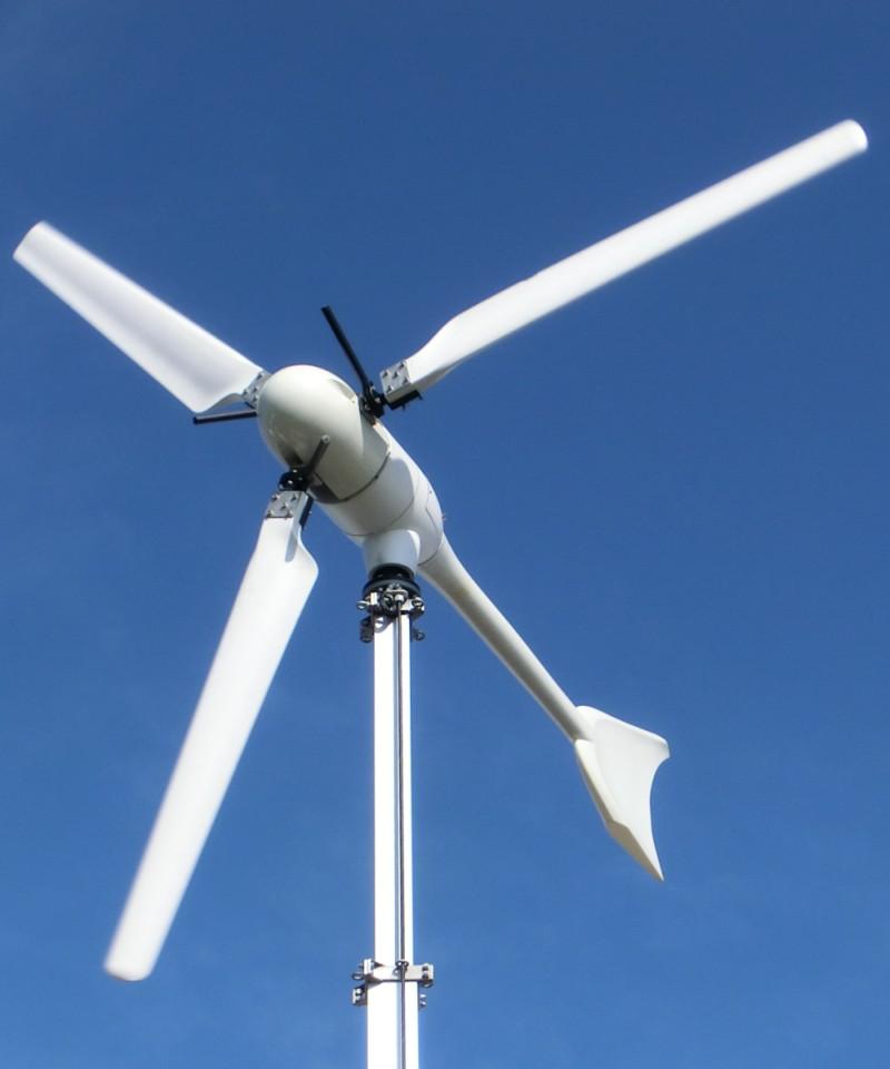 Horizontale Kleinwindkraftanlage