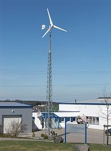 Kauf einer kleinen Windenergieanlage