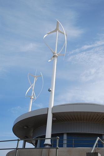 Vertikale Windkraftanlagen - Preise & Kosten