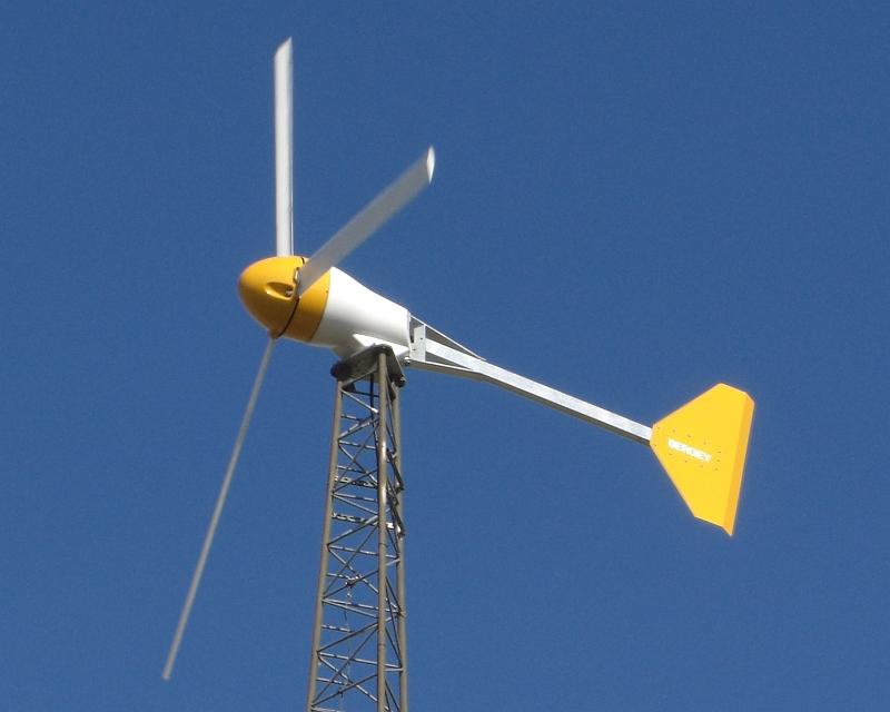 Kleine Windkraftanlagen FAQ
