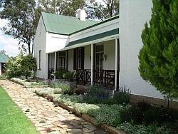 Farm in Südafrika mit autarker Stromversorgung