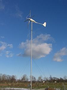 EasyWind Kleinwindkraftanlage