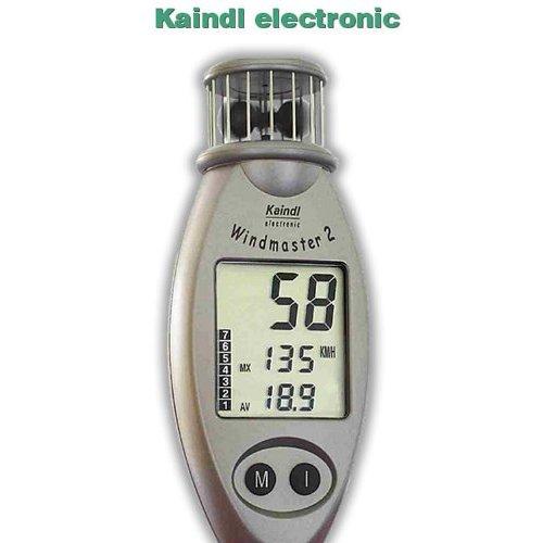Kaindl Windmaster 2 - Windmessgerät für Kleinwindanlagen