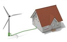 Private Windkraftanlage für\'s Eigenheim erfolgreich umsetzen