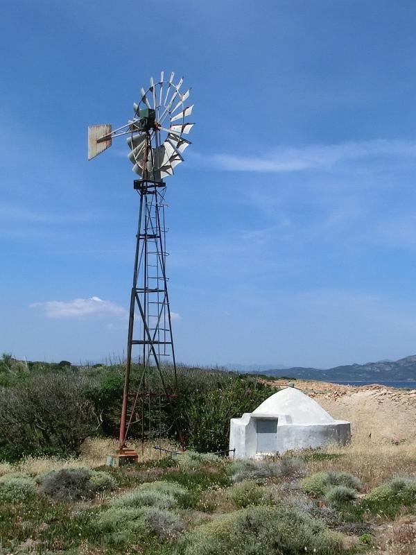 Windpumpe - Windenergie Pumpe