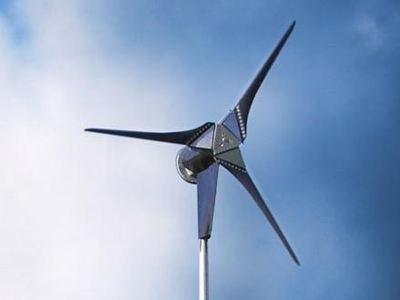 Kingspan KW6 Kleinwindkraftanlage