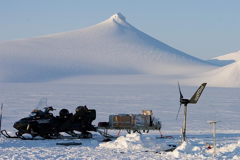 Kleinwindanlage Superwind Arktis
