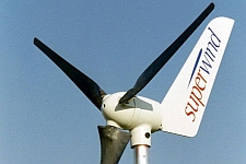 Kleinstwindkraftanlage Superwind 350