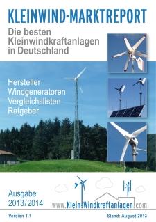 Kleinwind-Marktreport 2013-2014