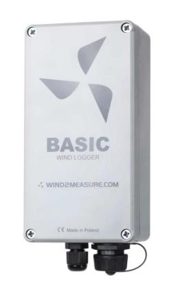 Datenlogger Windmessgerät