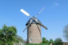Windmühle im Rheinland