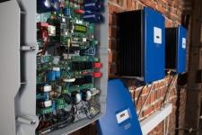 Wechselrichter Kleinwindanlagen