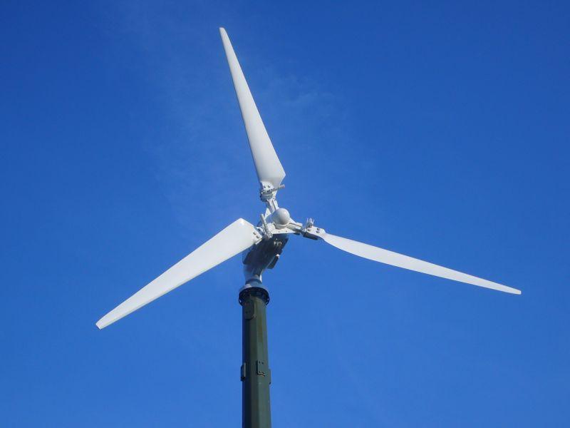 Kleinwindenergieanlage von Schachner Wind