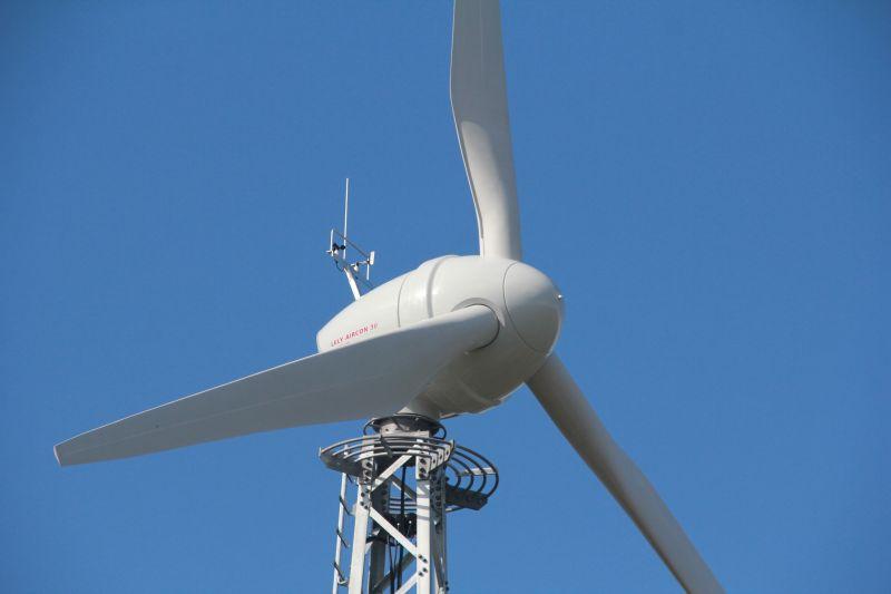 Windkraftanlage Lely Aircon 30