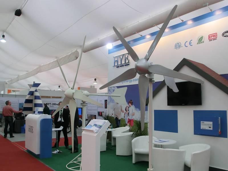 Bauformen und Konstruktionstypen kleiner Windkraftanlagen
