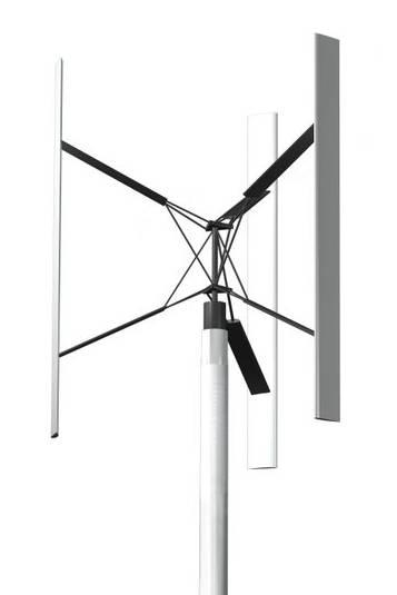 H-Rotor Vertikale Windanlage