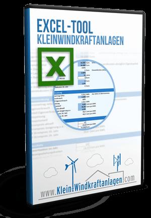 Excel Tool Kleinwindkraftanlagen