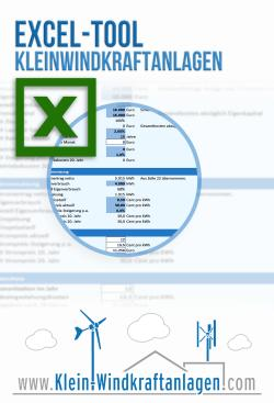 Excel-Tool Kleinwindkraftanlagen
