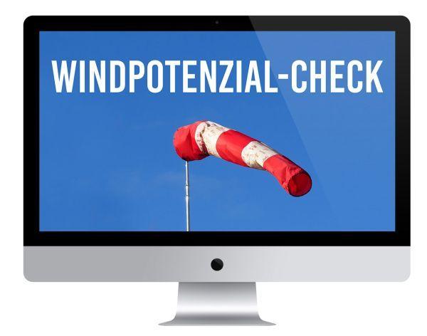 Videokurs Windpotenzial-Check Kleinwindanlagen
