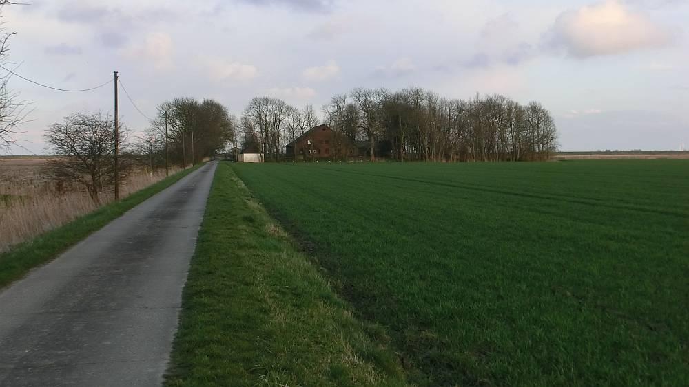 Einzellage landwirtschaftlicher Hof