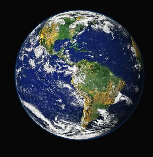Erde Klimawandel Umweltschutz