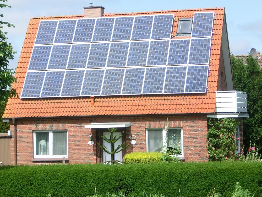 Photovoltaikanlage Stromspeicher