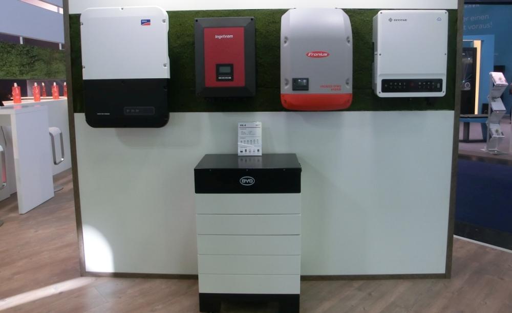 Stromspeicher Haus - Kombi-System