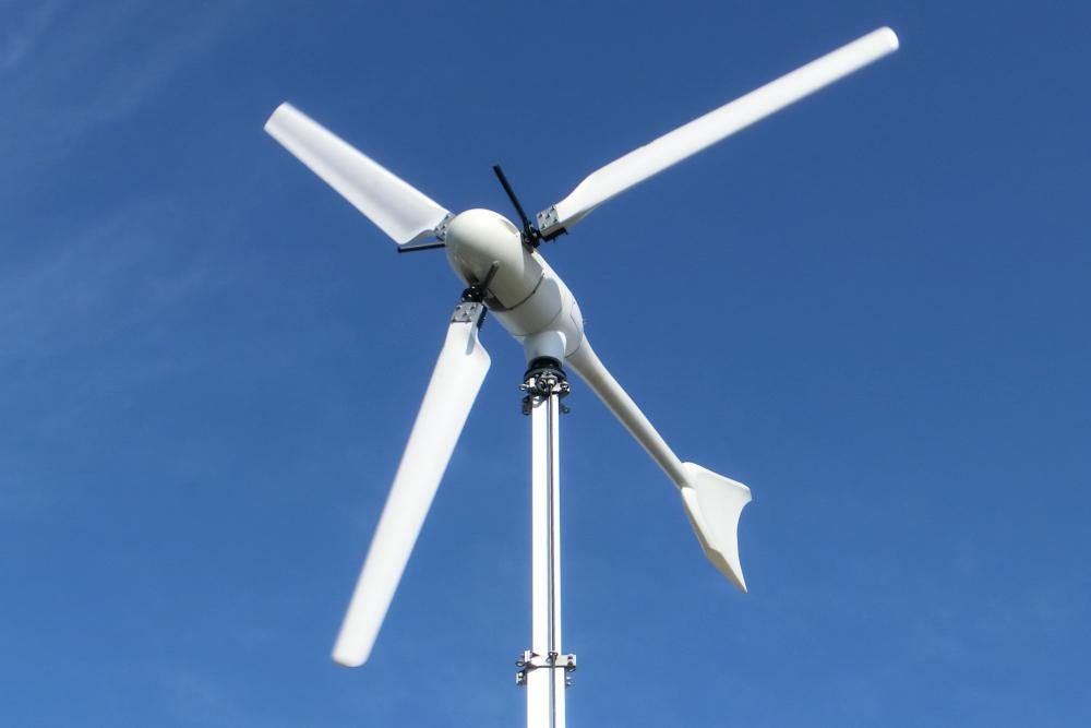 Private Windkraftanlage