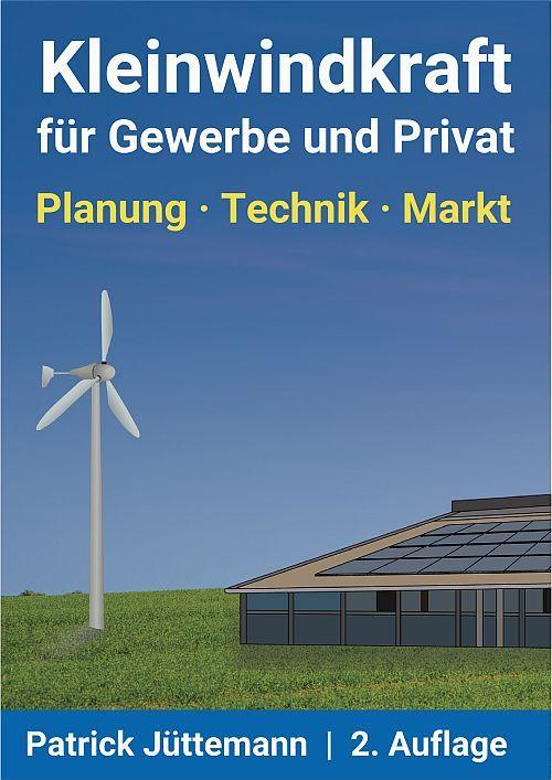 Fachbuch_Kleinwindkraft Gewerbe Privat