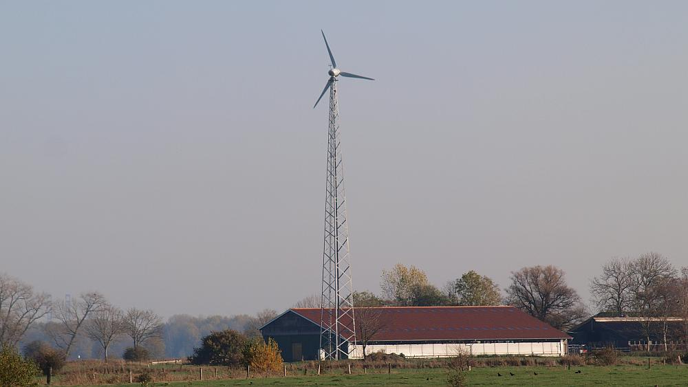 Windkraftanlage Gutachten