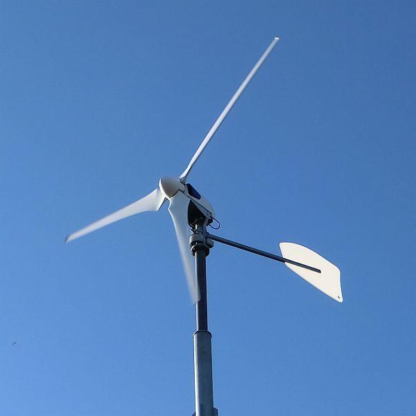 Kleinwindkraftanlage für Privat und Gewerbe