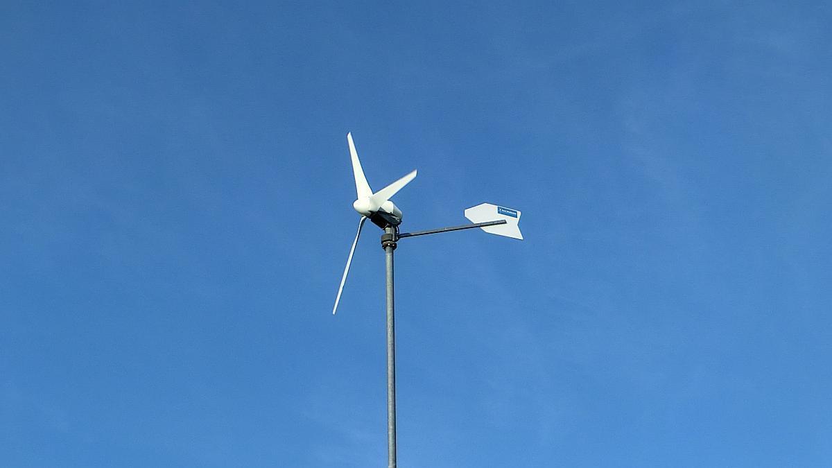Kleinwindkraftanlage Kosten